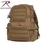 Rothco Multi-chamber Molle Assault Pack Sand