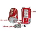 Coca Cola Can Camera with DVR Recorder
