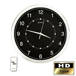 DVR Clock with Smart Camera and Remote Control