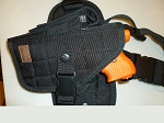 LH   Tactical  leg Holster