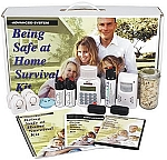 SafeFamilyLife Being Safe at Home Survival Kit
