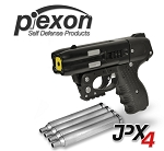 JPX4 Shot LE Defender Pepper Gun with laser