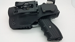 FIRESTORM JPX 4 Defender Level II LE Holster in Kydex LH