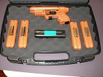 JPX Laser School Orange Defense Bundle