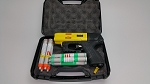 JPX4 Shot LE Defender Pepper Gun Yellow with laser Personal Bundle
