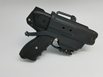JPX 4 Light-weight Plastic Belt Holster RH