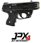 JPX4 Shot Compact PepperBlack Gun LE Bundle with Cordura Holster