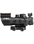 PRISMATIC SERIES 4X32MM RIFLESCOPE W/ MIL-DOT RETICLE