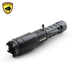 Katana High voltage concealed stun gun w/ 400 lumen (3 light functions) tactical flashlight
