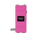 Stun Master L'il Guy 7.5 Millon Volt StunGun With Flashlight PINK