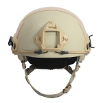 BALLISTIC LEVEL IIIA FAST HELMET TAN X-LARGE