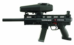 Tippmann A-5 with Response Trigger with Jar of 100 Pepper Balls