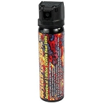 WildFire 4 oz MK-4 Pepper Gel Sticky Pepper Spray