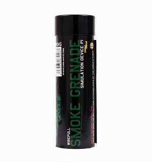 WIRE PULL SMOKE GRENADE ORANGE SMOKE