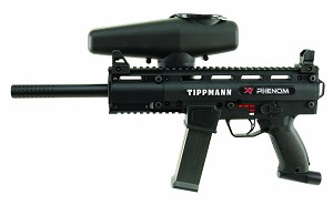 Tippmann A-5 with Response Trigger