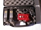 Couples Black JPX Non-Laser Personal Defense Bundle with Pepperblaster II