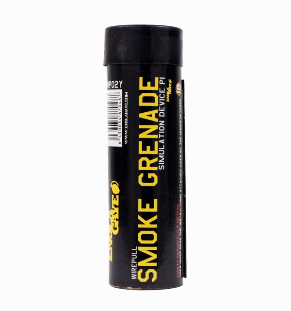 WIRE PULL SMOKE GRENADE RED SMOKE      FREE Shipping 6 or more