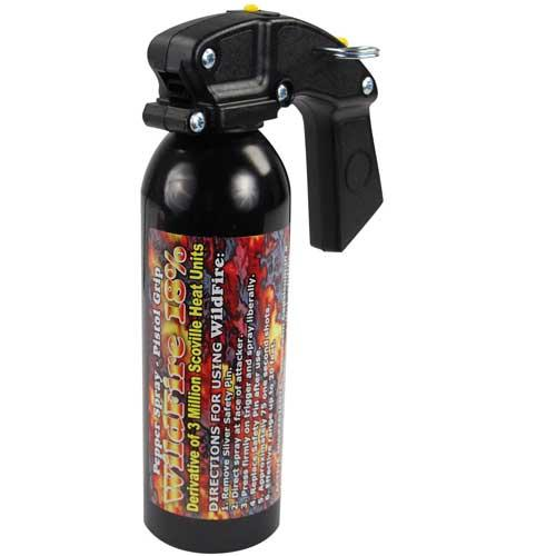 Wild Fire Pepper Spray