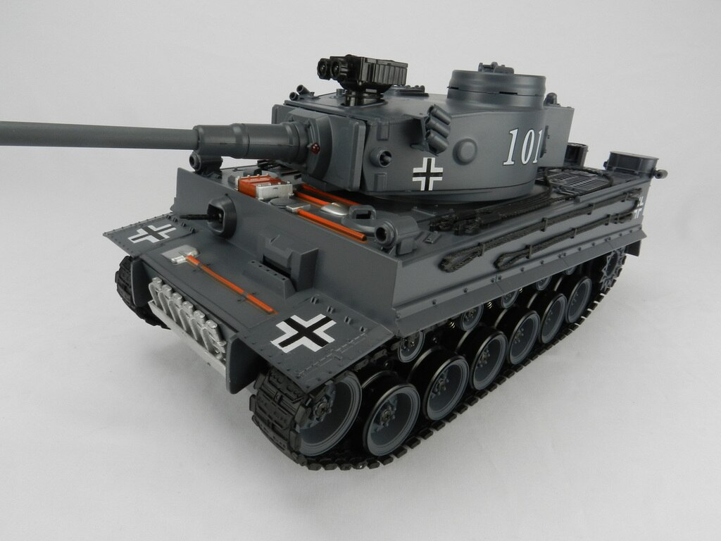 Remote Controlled German Tiger Tank