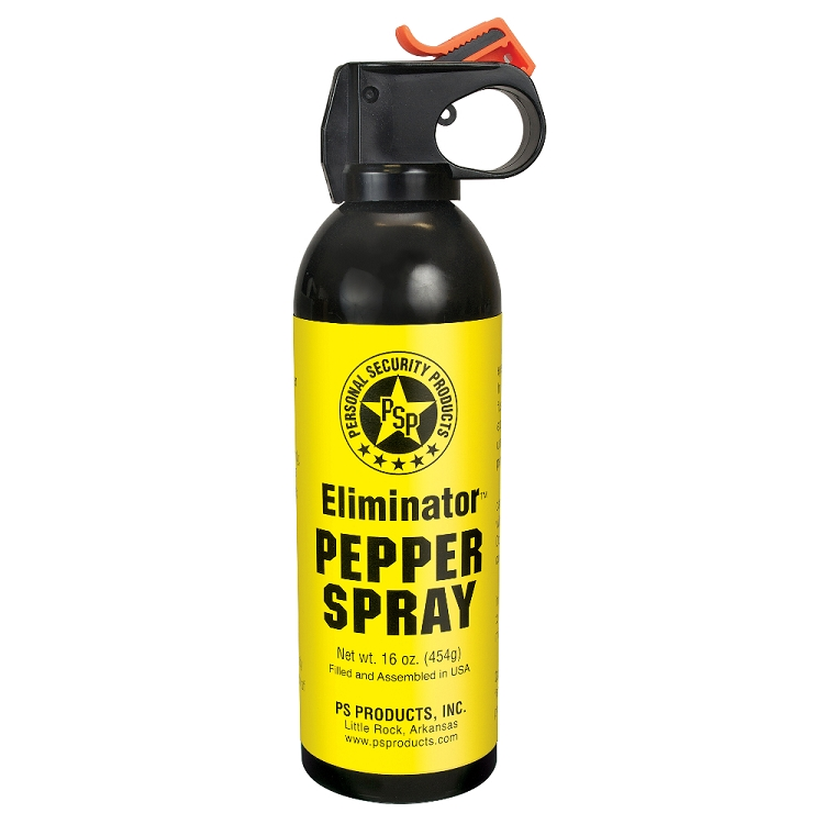 16 oz. Magnum Pepper Spray with Fire Master top FOGGER