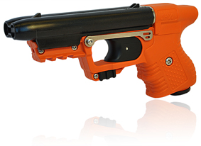 JPX 2 LE Orange Laser Pepper Gun