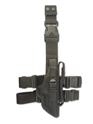 Piexon JPX 2 Thigh Holster with Spare Mag pouch LH