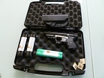 FIRESTORM JPX 2 LE Personal Black Bundle with Laser and Quick Draw Holster