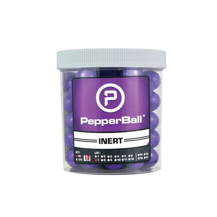 PepperBall Pack of 90 Inert Rounds
