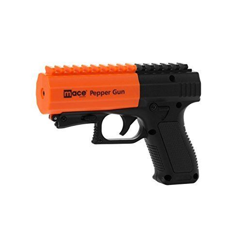 Mace® Pepper Gun 2.0 Power Stream w/ LED Strobe