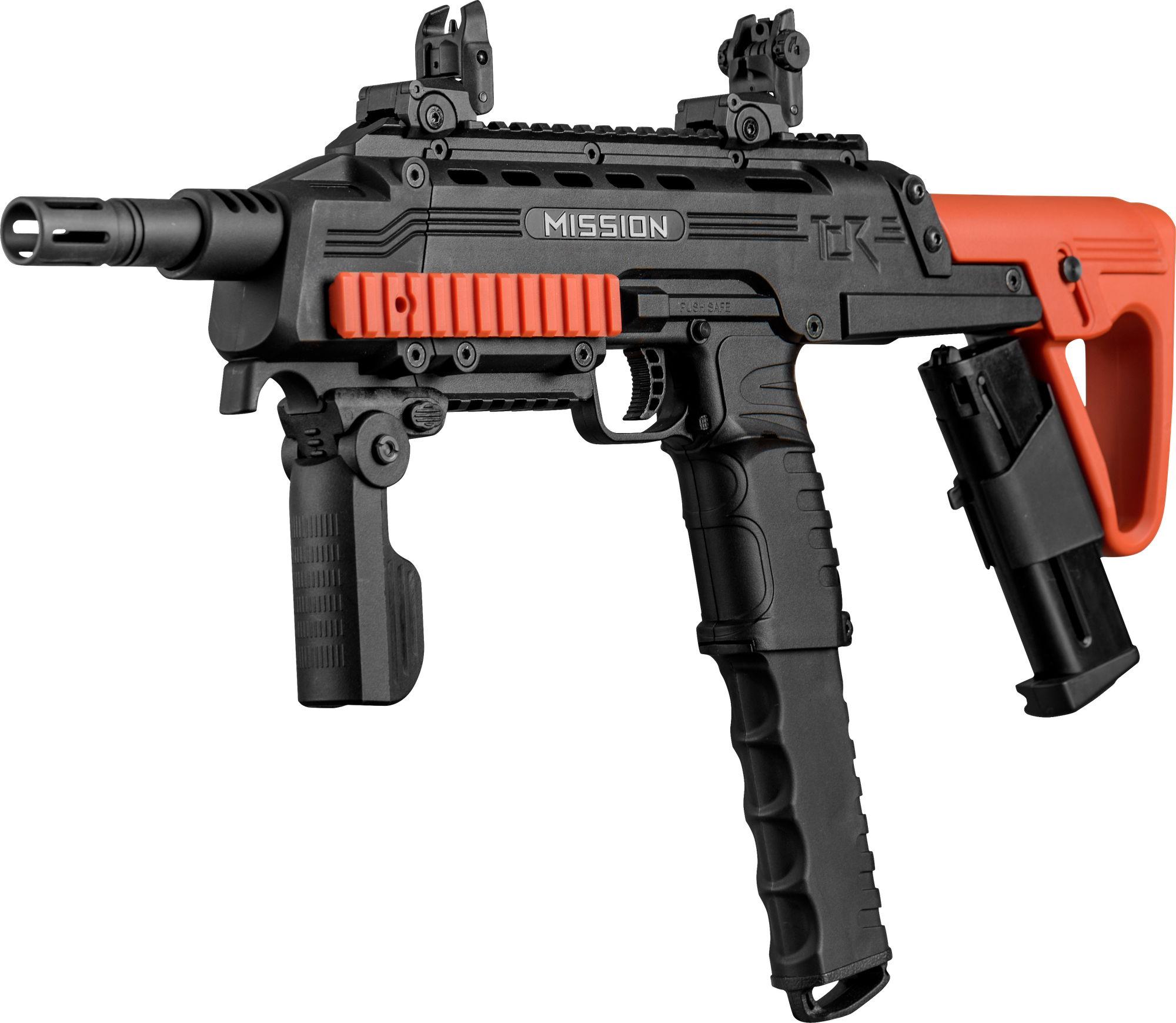 MISSION LESS LETHAL TCR LAUNCHER SEMI AUTO
