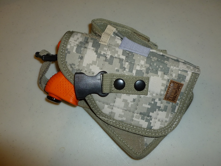 Molle Holster Medium Size for JPX Compact 4 Digital
