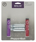 UTS/PEPPERBALL TCP Round Projectile Refill Kit