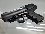FIRESTORM Black JPX 6 LE Defender Pepper Gun with laser