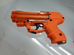 FIRESTORM JPX 6 LE Orange Pepper Gun with laser