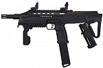 Tippmann TCR Magfed Tactical CQB Pepper Gun - Black with jar of 100 PAVA Balls