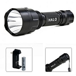 Halo Tactical Flashlight