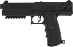 MISSION TPR BLACK PAVA BALL GUN