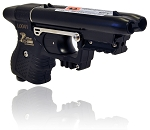 FIRESTORM Black  JPX Standard Non-laser with Kydex Paddle Holster