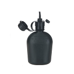 Canteen for Gas Mask including tube