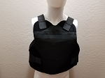 FIRESTORM Level IIIA Ballistic Concealment Vest with Plate Pocket  Size 4XL