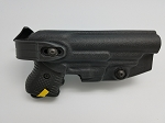 FIRESTORM  JPX 2 LEVEL 2 Righthand Black Kydex Holster Made in Italy