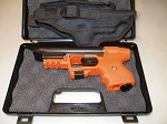 FIRESTORM JPX 2 LE Orange with Laser and Cordura  Holster