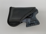 KIMBER PEPPERBLASTER II GREY OC  Bundle with Purse Concealment Holster
