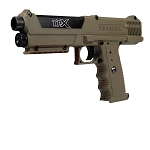 Tippman Pepper Gun Includes 20 PAVA Balls  DARK EARTH