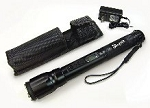 ZAP Enforcer Flashlight Stun Gun with 2 Million Volts