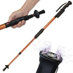 ZAP Hike and Strike 950k Volts Walking Staff w. Flashlight