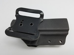 Piexon JPX 2 Cross Draw RH Belt Holster in Black