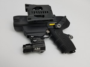 JPX 4 TAC LIGHT HOLSTER