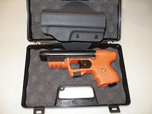 JPX ORANGE PEPPER GUN