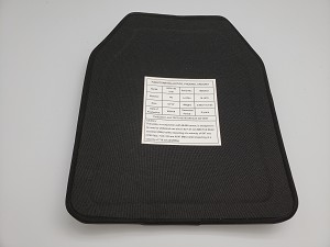 LEVEL 3A PE ICW BALLISTIC PLATE 2.9 POUNDS